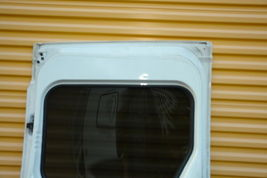 2010-13 Ford Transit Connect Rear Sliding Door W/ Glass Right Side RH image 8