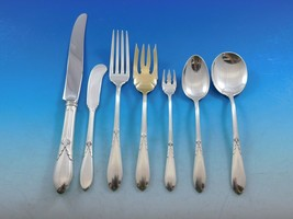 Rose Marie by Gorham Sterling Silver Flatware Set for 12 Service 92 pieces - $5,445.00