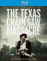 The Texas Chain Saw Massacre: 40th Anniversary [Blu-ray 1974]