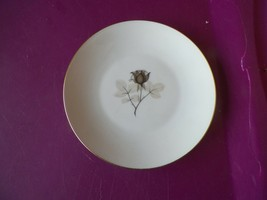 Rosenthal bread plate (Shadow Rose) 1 available - $3.12