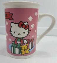 Hello Kitty Mug Coffee Tea Cup 2013 Sanrio Co., LTD EUC Excellent Used C... - $32.07