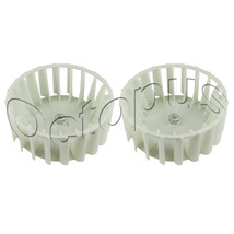 2 Pack 303836 Blower Wheel Fits Whirlpool Dryer - $14.95