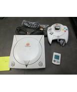 Sega Dreamcast Launch Edition White Console (NTSC) - $149.99