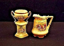 Pitcher and Chalice. AB 143 Vintage Czechoslovakia/Austria image 1