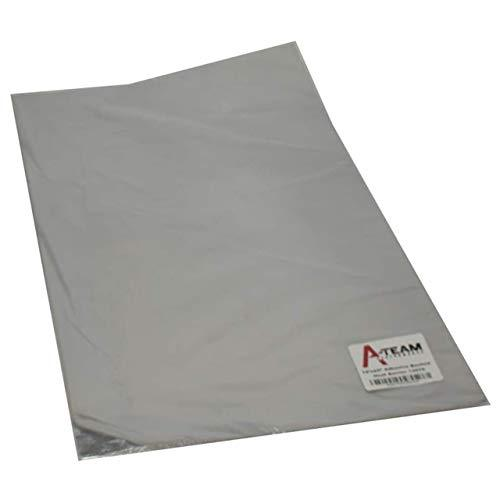 A-Team Performance 13575 Adhesive Backed Aluminized Fiberglass Heat Shield Barri