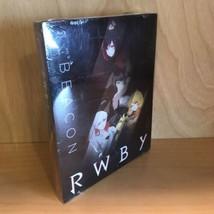 RWBY: Vol. 1-3 - Beacon (Blu-ray Disc, 2016, 3-Disc Set) DENTED CASE - $7.03