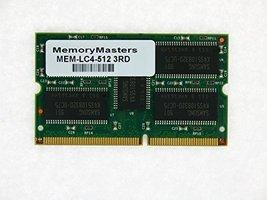 MEM-LC4-512 512MB memory for Cisco 12000 Line Card 4 (MemoryMasters)