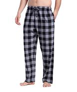 CYZ Men's 100% Cotton Super Soft Flannel Plaid Pajama Pants - Choose SZ/... - $19.15+