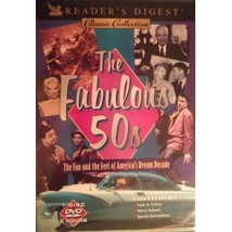 The Fabulous 50's DVD - $4.95