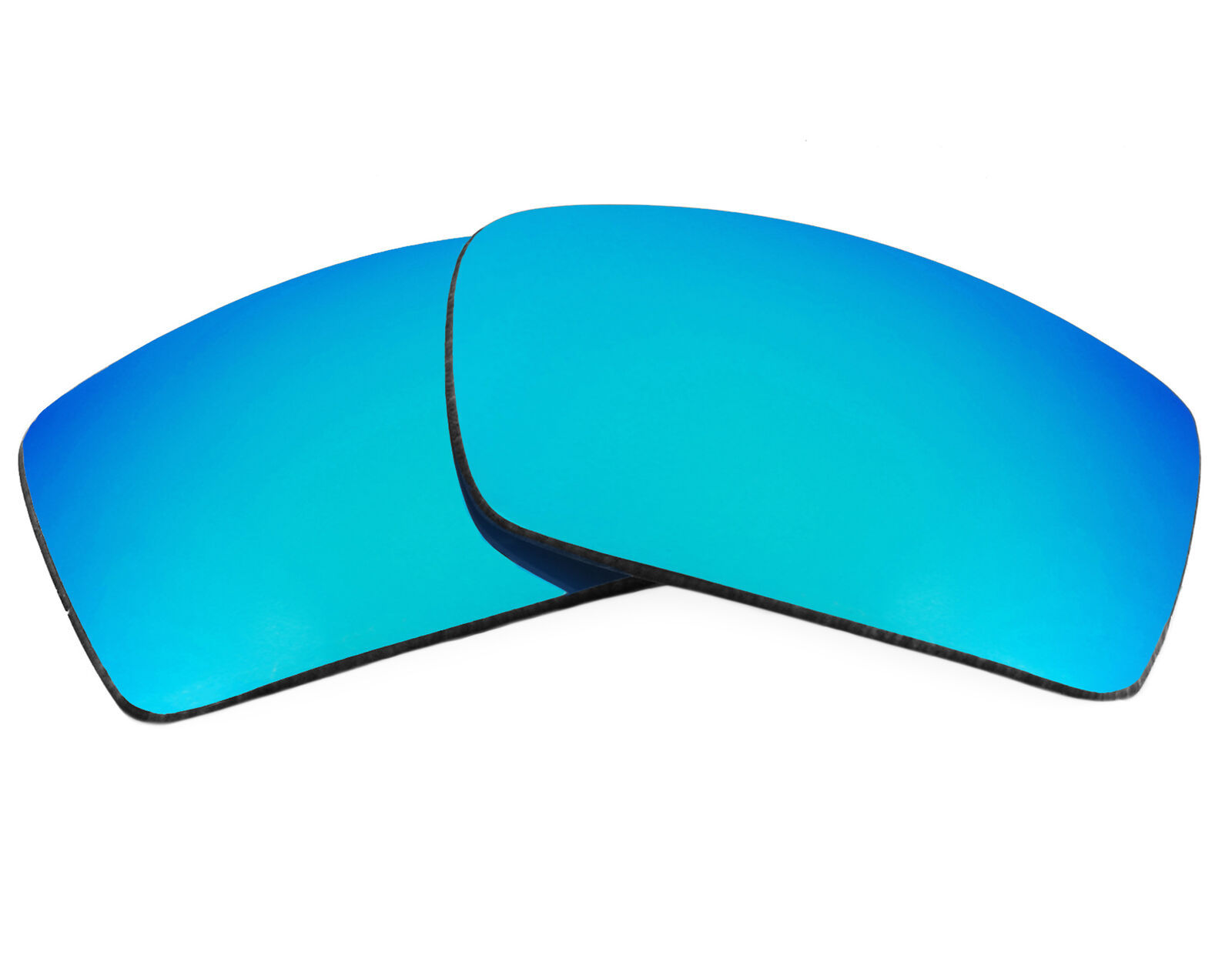 Primary image for Polarized Replacement Lenses for Oakley Gascan Sunglasses Anti-Scratch Blue