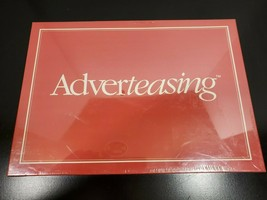 Adverteasing Board Game - New - Factory Sealed - $15.49