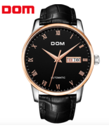 DOM® Top Brand Luxury Waterproof Mechanical Stainless Steel Business Men... - $79.55+