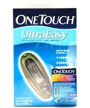 One Touch Ultra Easy Blood Glucose Monitoring Meter + Test Strips (25's) TBS - $61.90