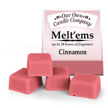 """Our Own Candle Company Melt""""ems  - Box Of 12 / 4 Pacs - Cinnamon - OBI - $18.76"""