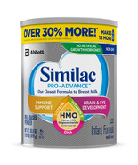 Similac Pro Advance Infant Formula 30.8 oz can - $35.00