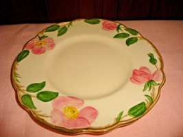Franciscan Desert Rose 4  Bread & Butter Plates 1960s TV Backstamp USA - $16.82