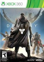 Destiny (Microsoft Xbox 360, 2014) Shooter Bungie Activision - $6.92