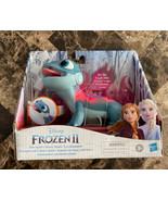 Disney Frozen II Bruni Salamander Fire Spirit's Snowy Snack New  - $19.75