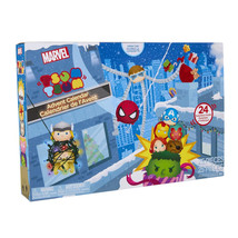 Disney Marvel TSUM TSUM Holiday Advent Calendar with 24 surprises inside... - $79.95