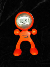Discover Card Robot Clock Advertising Character - $14.99