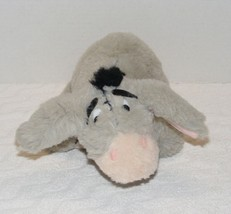 "DISNEY'S 12"" PLUSH STUFFED GRAY EEYORE MADE FOR SEARS WITH OUT TAGS GUC - $15.99"