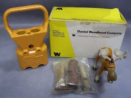 Woodhead 49332 Battery Motive Y Connector Plug and Contacts 2/0 AWG 175A... - $55.18