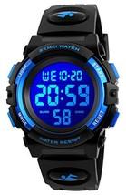 Kids Digital Sport Watch Boys Waterproof Casual Electronic Analog Quartz... - $13.17