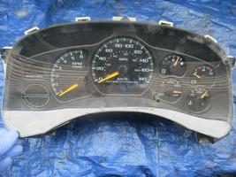 00-02 Chevy Silverado instrument gauge cluster speedo OEM GMC Sierra 162... - $99.99