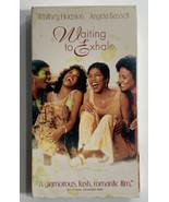 Waiting to Exhale 1995 VHS Rare Whitney Houston Drama Movie Angela Bassett - $24.45