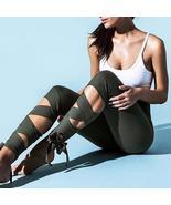 Bandage Ballet Yoga Leggings - $28.04+