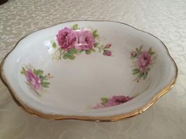Royal Albert American Beauty Serving Dish Bowl - $35.00