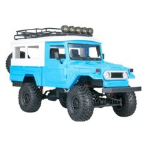 4WD RC Monster Truck Off-Road Vehicle 2.4G Remote Control Buggy Crawler Toys - $91.42