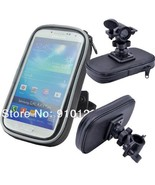 Bike Handlebar Mount fits Gionee Elife S Plus even with a cover on - $19.79