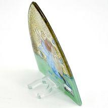 Fused Art Glass Garden Fairy Design Night Light Handmade in Ecuador image 4