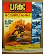 Program Booklet United Rockcrawling UROC & Off-Road Challenge 2003 - $8.99