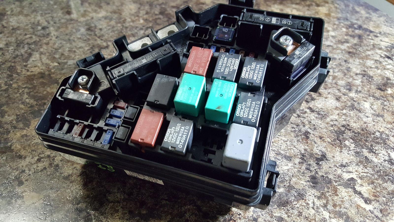 2008-2011 Honda Civic Automatik Sicherungskasten Relais Motor 38250-SNA-A31