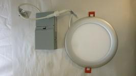 Lithonia Lighting WF6-LED-27K-BN-M6 Brushed Nickel Wafer LED Recessed Light - $29.40