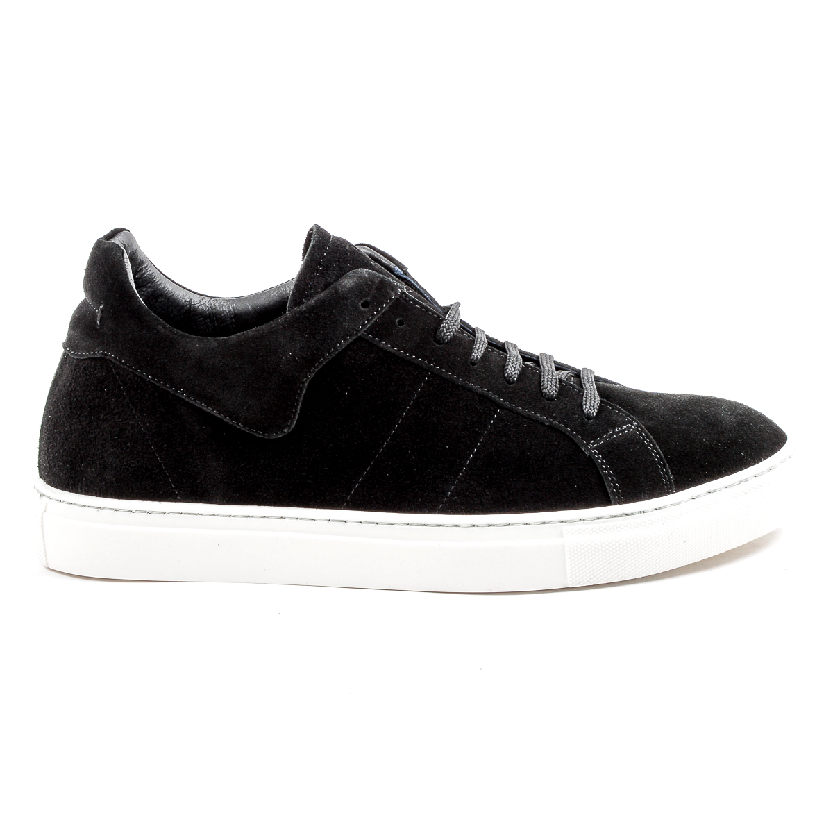 Primary image for V 1969 Italia Mens Sneaker Black ZENO