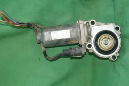 04-10 BMW E83 E53 X3 X5 Transfer Case 4WD 4x4 Shift Actuator Motor 0130008507 image 6
