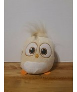"6"" Yellow Angry Birds Hatchlings Plush 2018 - $7.79"