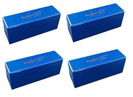 PCGS Plastic Storage Box for 20 Slab Coin Holders 4 Pack (4 Pack|Blue) - $66.74