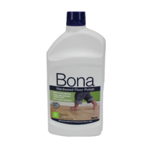 Bona Hardwood Floor High Gloss Polish 32oz. - WP510051002 - $29.49