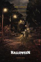 Halloween returns High Resolution Movie Poster 22x34 Teaser Poster - $28.00