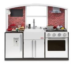 Little Tikes Play Kitchen Toys Modern Kitchen For Girls Birthday Christm... - $311.33