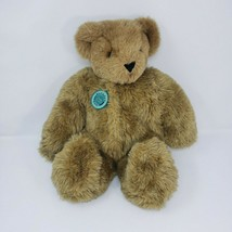 VERMONT TEDDY BEAR REMOVABLE BIRTHDAY SUIT SITTING STUFFED ANIMAL PLUSH TOY - $45.82