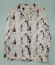 Morgan Taylor Intimates Pajama Set Ladies Medium Bubble People Grade B image 2
