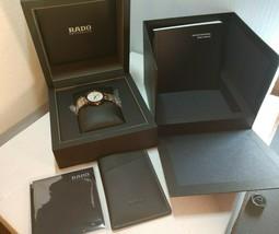 Rado 15349797 Mens Watch RAD37221L1-Brand NEW-Free Box Shipping with Tracking - $2,965.05