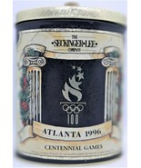 Atlanta 1996 Centennial Olympic Games Tin by The Seckinger Lee Co. - $9.90