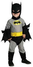 Rubies DC Comics Batman Animated Cartoon Infant Toddler Halloween Costum... - $22.04