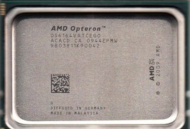 Amd Opteron 6164 He Acacd 1.7GHZ 12MB L2 6MB L3 12-CORE Socket G34 (Tray) - New! - $10.83